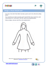 Snow Child Coat Design